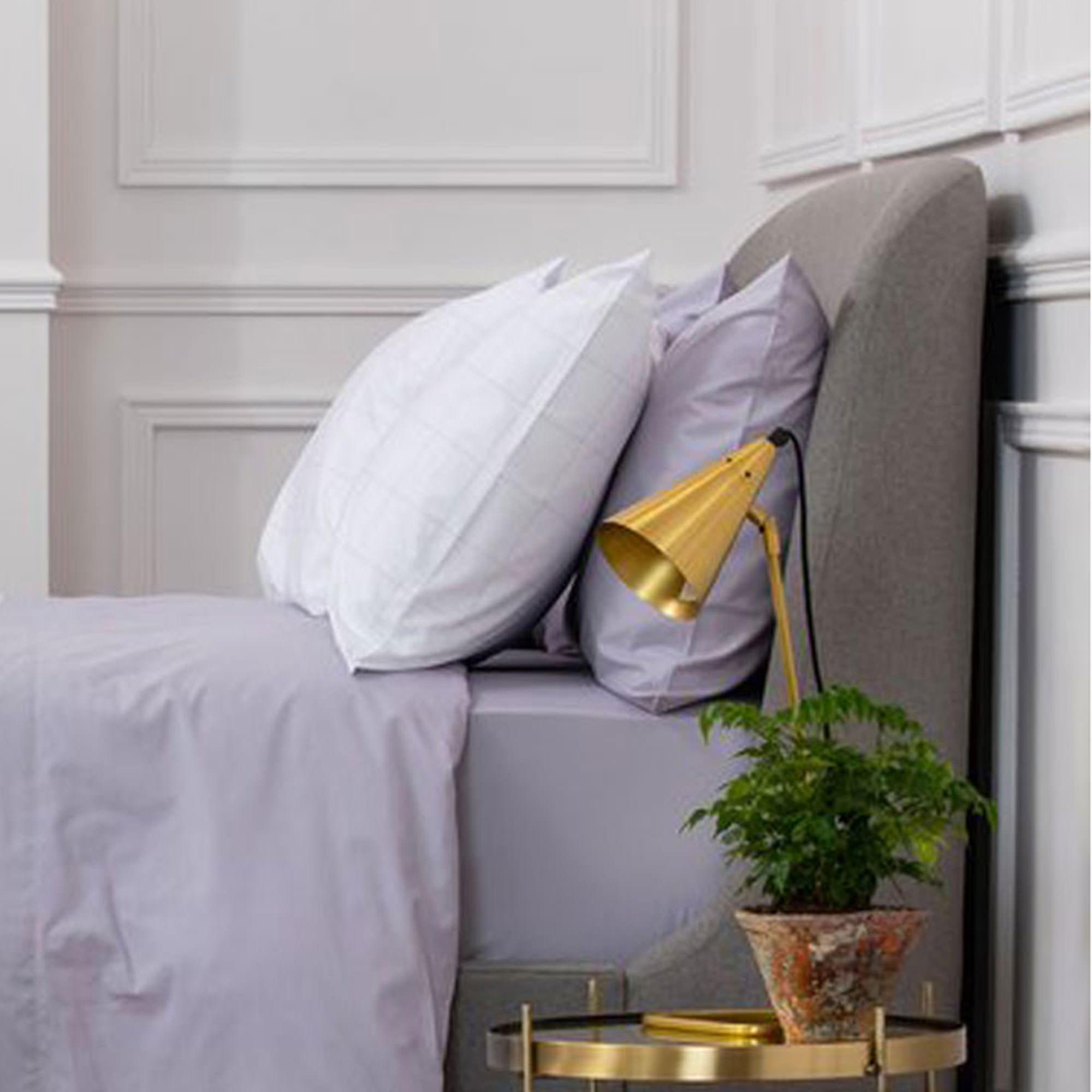 5617GREYPLAINDYEPCGREY: Plain Dye Pillowcase