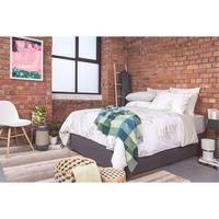 Green Tic Standard Pillowcase
