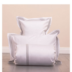 3 Row Pillowcase