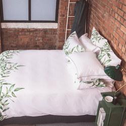 Leaf Print Coordinated Bedding