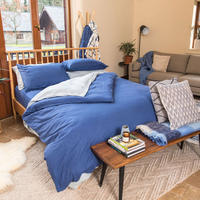 Indigo Coordinated Bedding