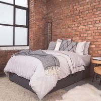 Woodblock Coordinated Bedding