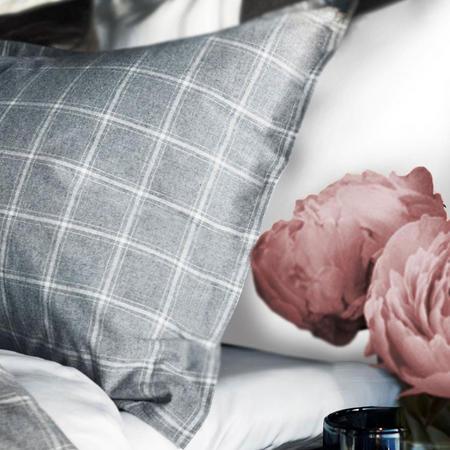 Square Flannel Pillowcase