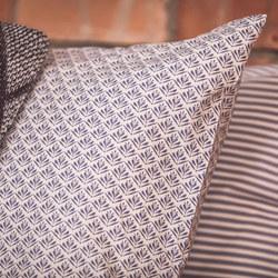 Woodblock Pair Square Pillowcase