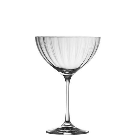 Erne Saucer Champagne Set of 4