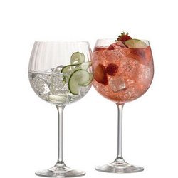 Erne Gin & Tonic Set of 2 Glasses