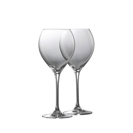 Clarity Set of 4 Red Wine Glasses