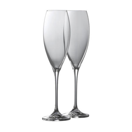 Clarity Set of 4 Flutes