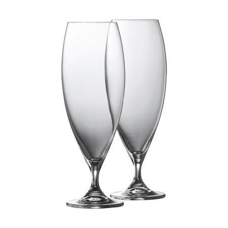 Clarity Set of 4 Beer/Ice Tea Glasses