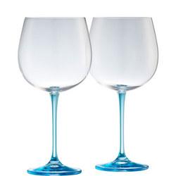 Gin & Tonic Pair Blue