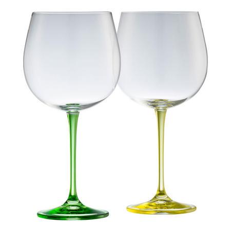 Gin & Tonic Pair Lemon & Lime
