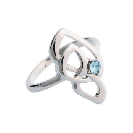Love Knot Ring Large