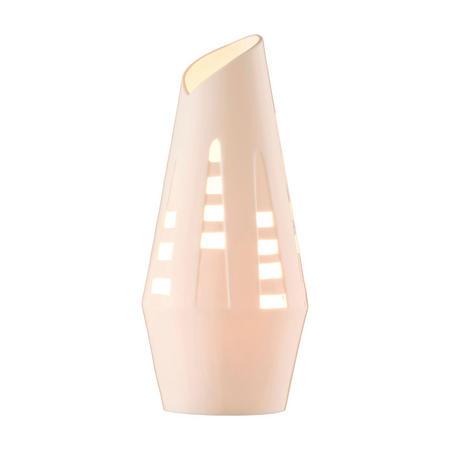 Horsetail Lamp White