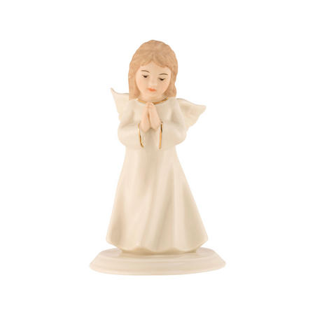 Mini Angel of Prayer Multi Colour