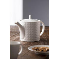 Grafton Teapot White