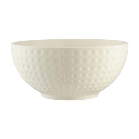 Grafton Serving Bowl White