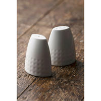 Grafton Salt & Pepper Set White