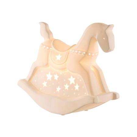 Rocking Horse Luminaire White