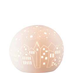 City Scape Luminaire White