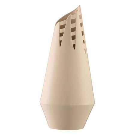 Horsetail Vase Ivory