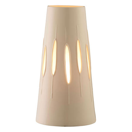 Reeds Lamp Ivory