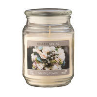 Wedding Flowers Candle Multicolour