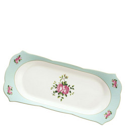 Archive Rose Sandwich Tray