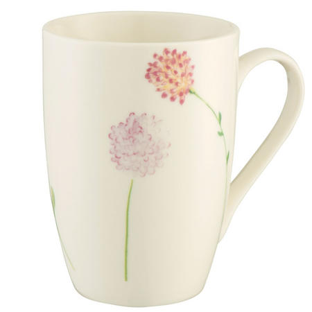 Bloom 4 Mugs Set Multi Colour