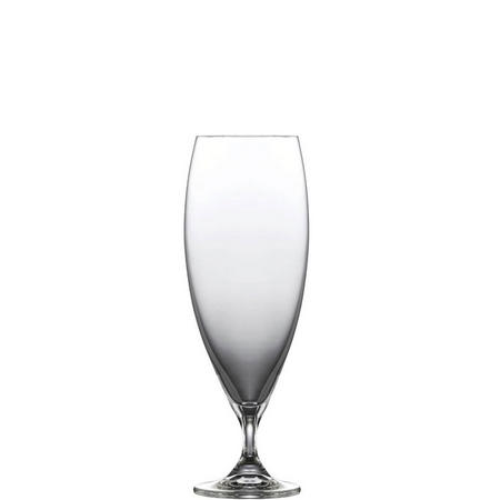 Clarity Beer/Ice Tea Set of 6 Clear