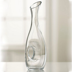 Clarity Tall Carafe Clear