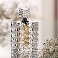 Empire Perfume Bottle Clear
