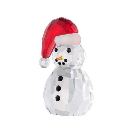 Small Snowman Santa Hat