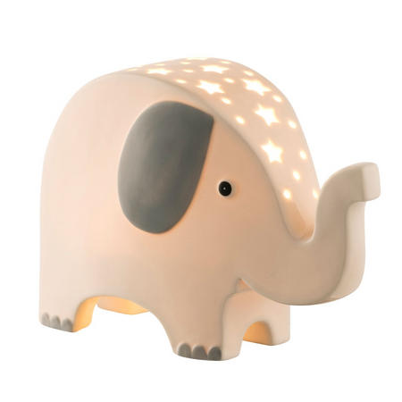 Elephant Night Light Multi Colour