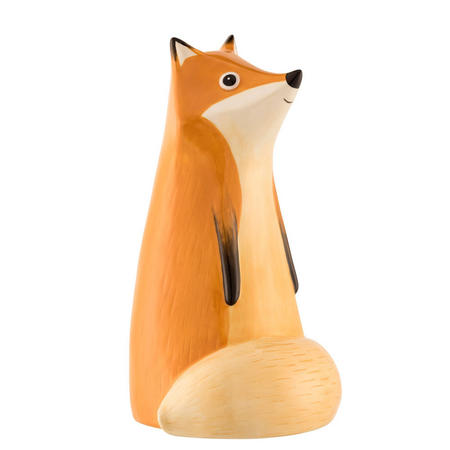 Frugal Fox Money Box Multi Colour