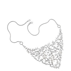 Silver Vine Neck Piece