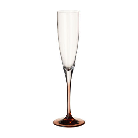 Manufacture Glass Two-Piece Champagne Flute Set