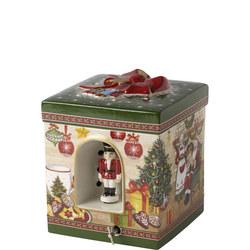 Santa Music Gift Box