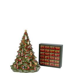 Memory Advent Calendar Tree