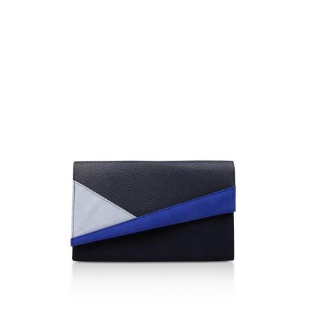 Heidi Clutch Bag Blue