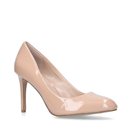 Aimee Court Shoe Beige