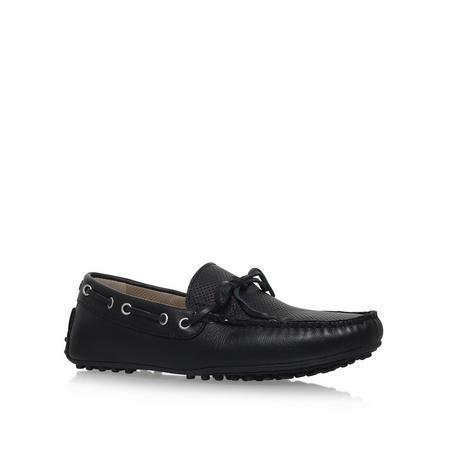 Leven Driving Shoe Black