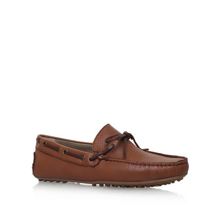 Leven Driving Shoe Brown