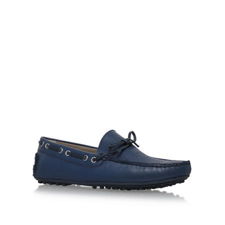 Leven Driving Shoe Navy
