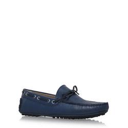 Leven Driving Shoe Navy