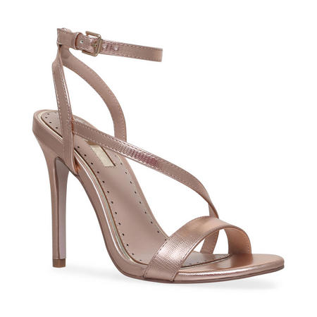 Scarlette Open Toe Heel Metallic