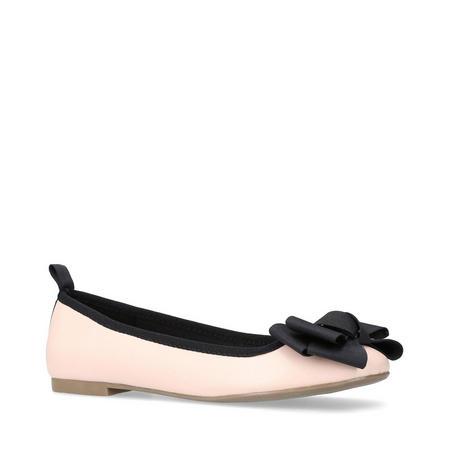 Kandie Ballet Pump Brown