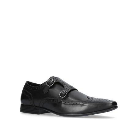 Kirkcaldy Formal Shoe Black