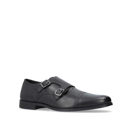 Manning Monk Shoe Black