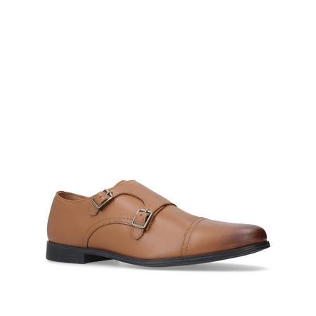 Manning Monk Shoe Brown