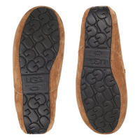 Men's Ascot Slippers Brown